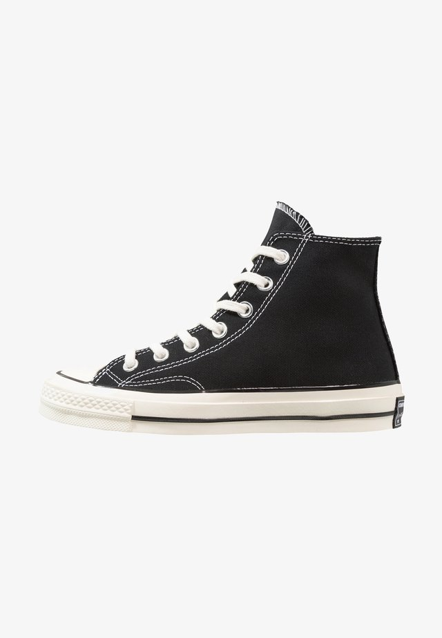 CHUCK TAYLOR ALL STAR 70 HI - Höga sneakers - black