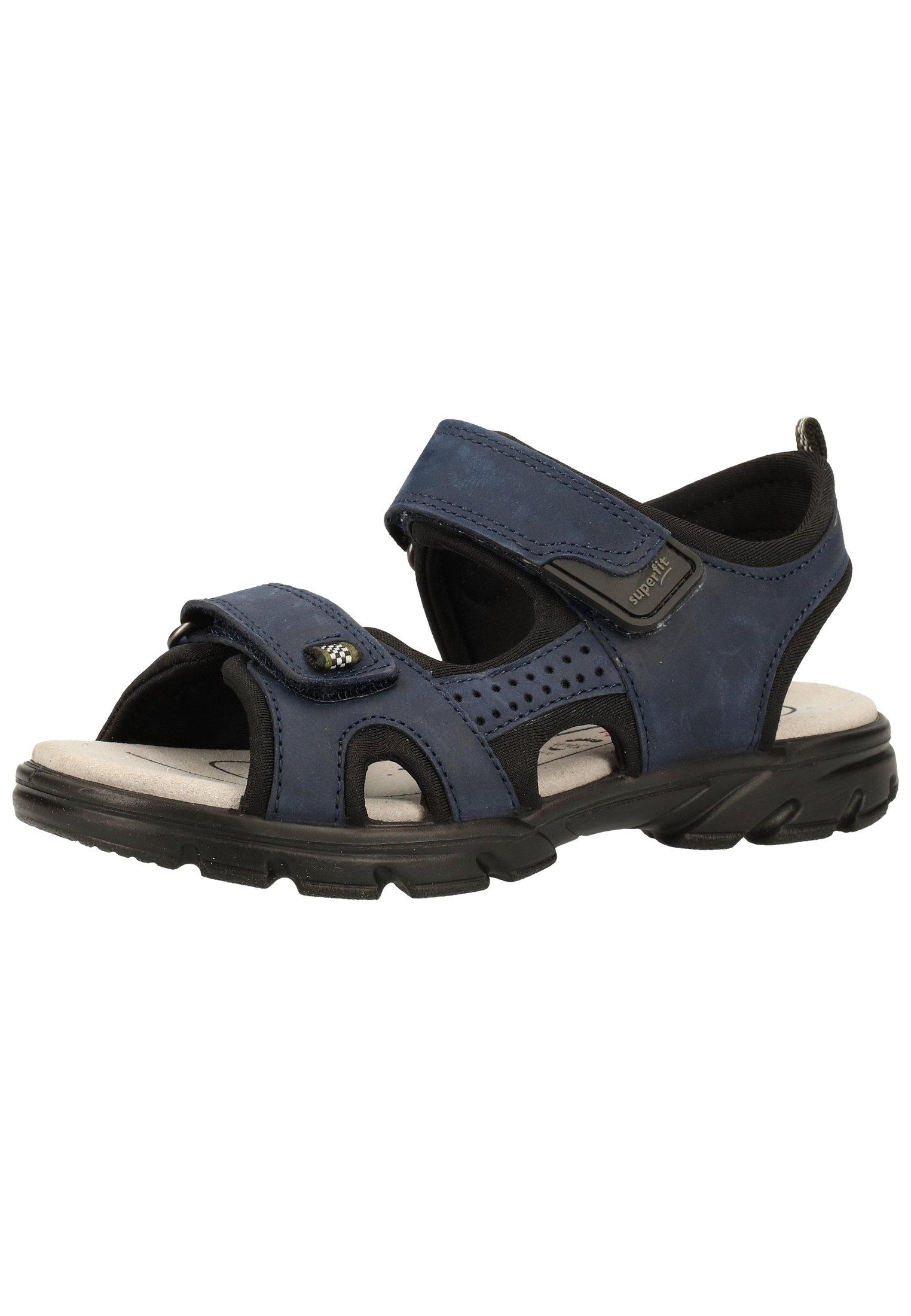 100% authentique Meilleurs prix Superfit Sandales de randonnée blue/black ZJYzp