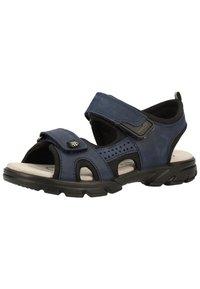 Superfit - Walking sandals - blue/black - 2