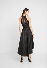 Chi Chi London - GARCIA DRESS - Ballkjole - black - 3