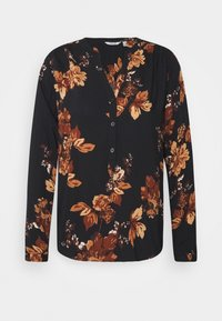 b.young - HENNA NECK BLOUSE - Blouse - tortoise shell mix - 0