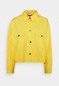 Kurtka wiosenna - yellow