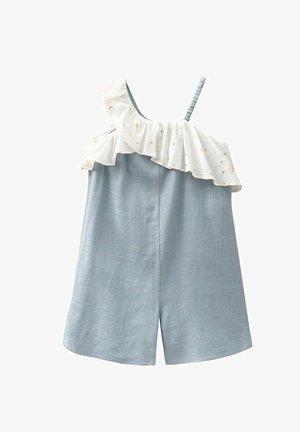 Tuta jumpsuit - blue grey