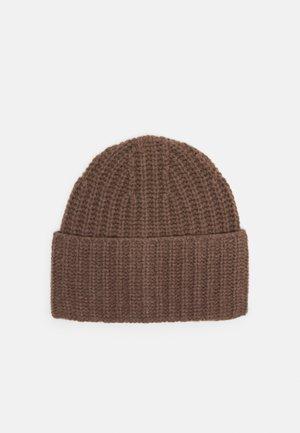 CORINNE HAT - Czapka - dark taupe