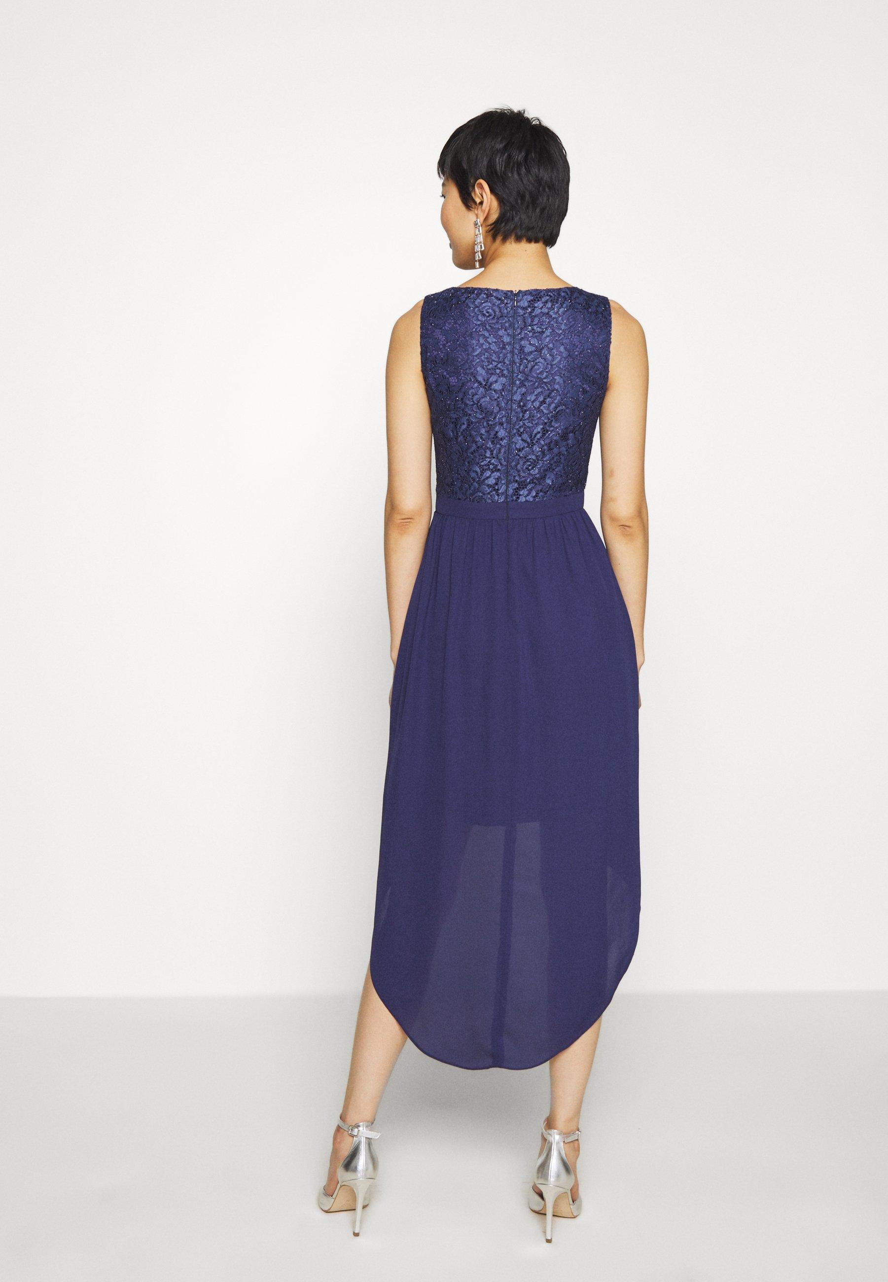 Swing Cocktailkleid/festliches Kleid ink/dunkelblau