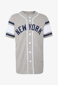 Fanatics - MLB NEW YORK YANKEES ICONIC FRANCHISE SUPPORTERS  - Club wear - grey - 3