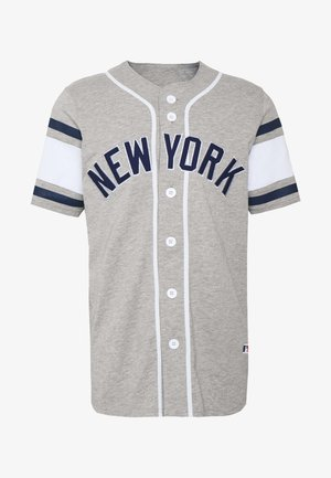 MLB NEW YORK YANKEES ICONIC FRANCHISE SUPPORTERS  - Equipación de clubes - grey