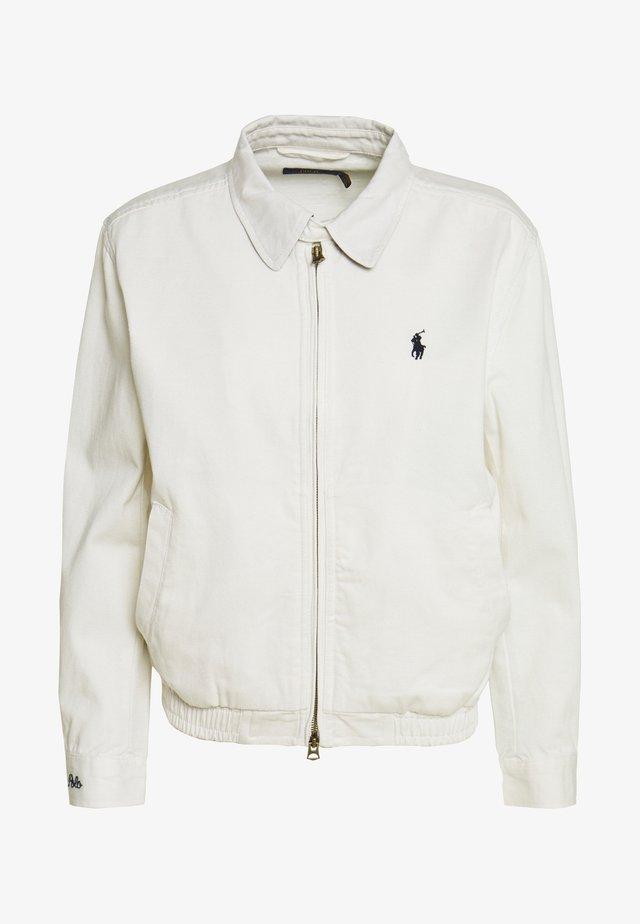 MONTAUK - Veste en jean - warm white
