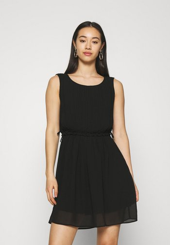 JDYXAVI SHORT DRESS - Cocktail dress / Party dress - black