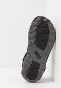 Teva - Walking sandals - dark gull grey - 5