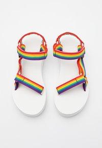 Teva - MIDFORM UNIVERSAL - Chodecké sandály - rainbow/white - 3