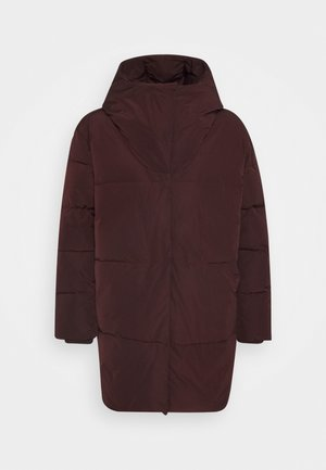 PATH WOMAN COAT - Winter coat - aubergine