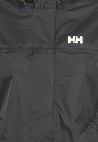Helly Hansen - LOKE JACKET - Hardshell jacket - black - 6