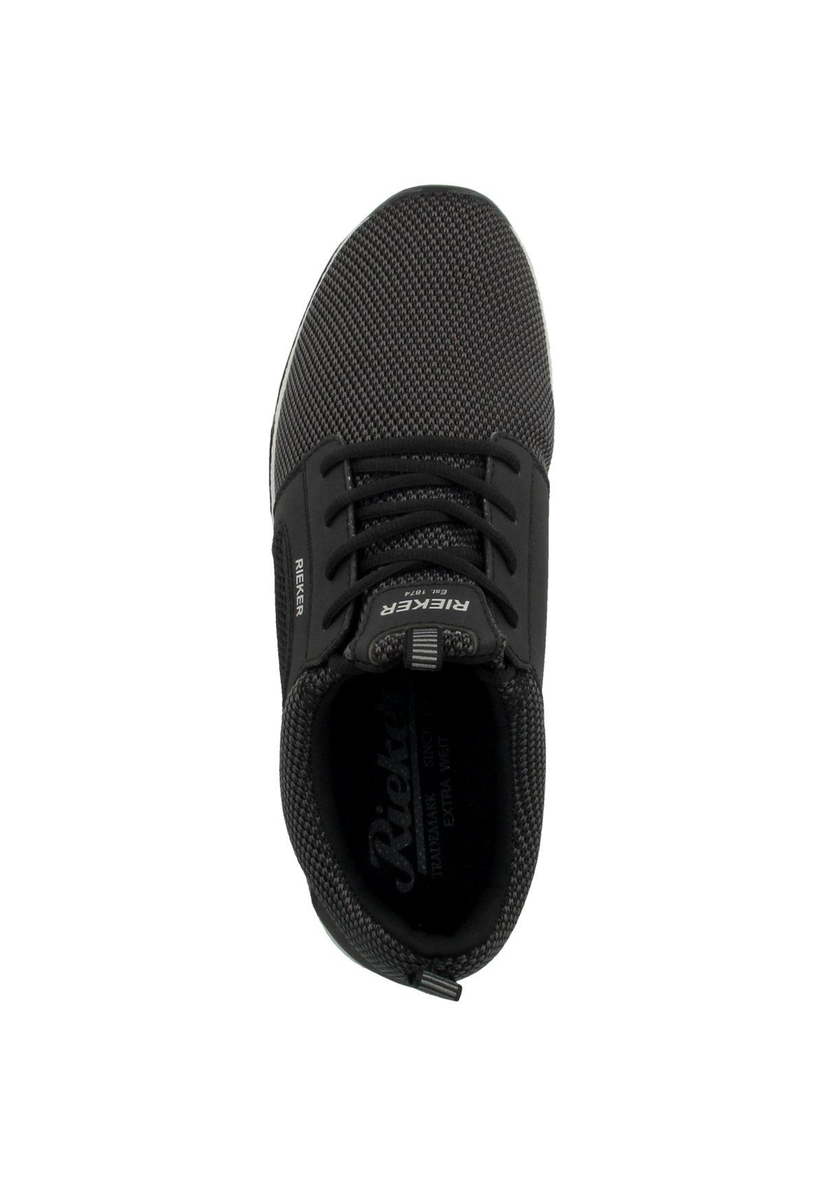 Homme Baskets basses - grey black-black-black-dust