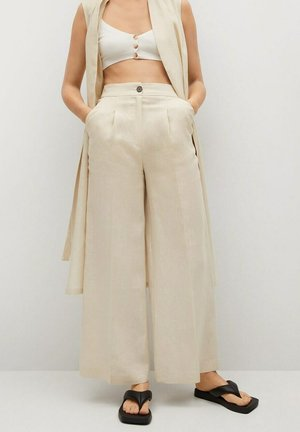 Kalhoty - crudo