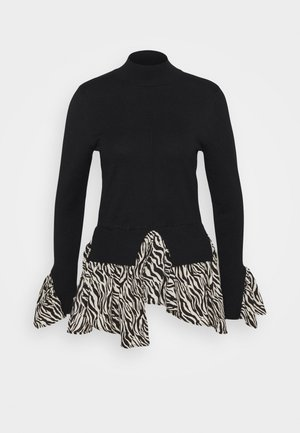 ZEBRA   - Jumper - black