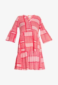 Kaffe - KAPARRIS DRESS - Shirt dress - high risk red - 5