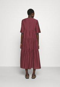 WEEKEND MaxMara - TEVERE - Maxi dress - bordeaux - 2