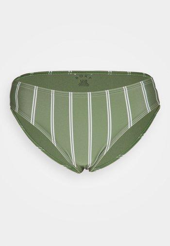 Bikini bottoms - vineyard green