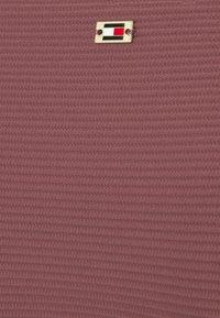 Tommy Hilfiger - SOLIDS STRING SIDE TIE - Spodní díl bikin - overshadow - 2