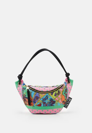 SHOULDER FANNYPACKBANDANA BAG - Kabelka - multi-coloured