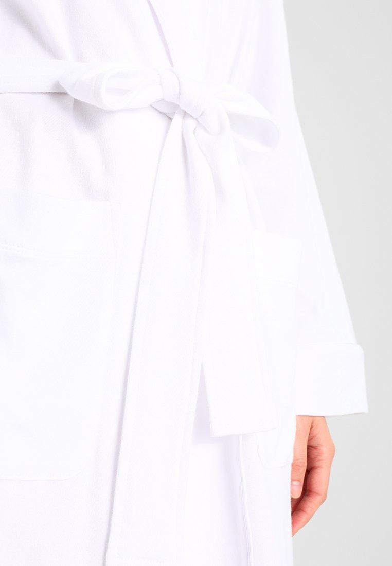 Women ESSENTIALS COLLAR ROBE - Dressing gown