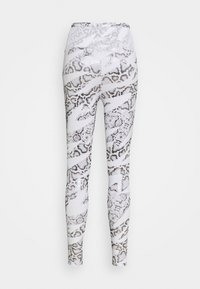 Puma - TRAIN 7/8 - Leggings - puma white - 1