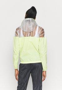 Ellesse - SAPELLI WINDRUNNER - Training jacket - light green - 2