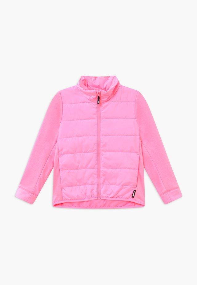 HIILI - Softshelljacka - unicorn pink