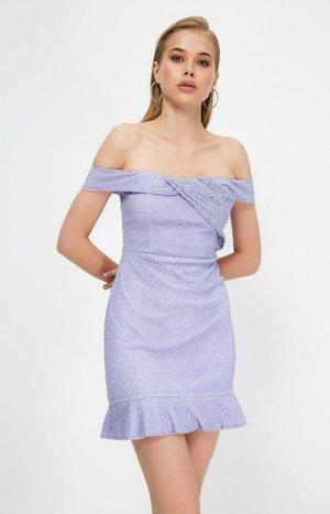 Robe de soirée - purple