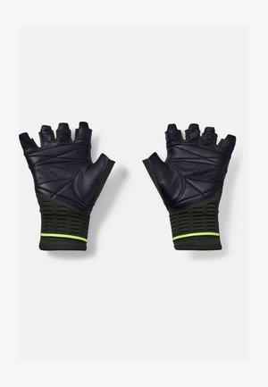 Gloves - baroque green