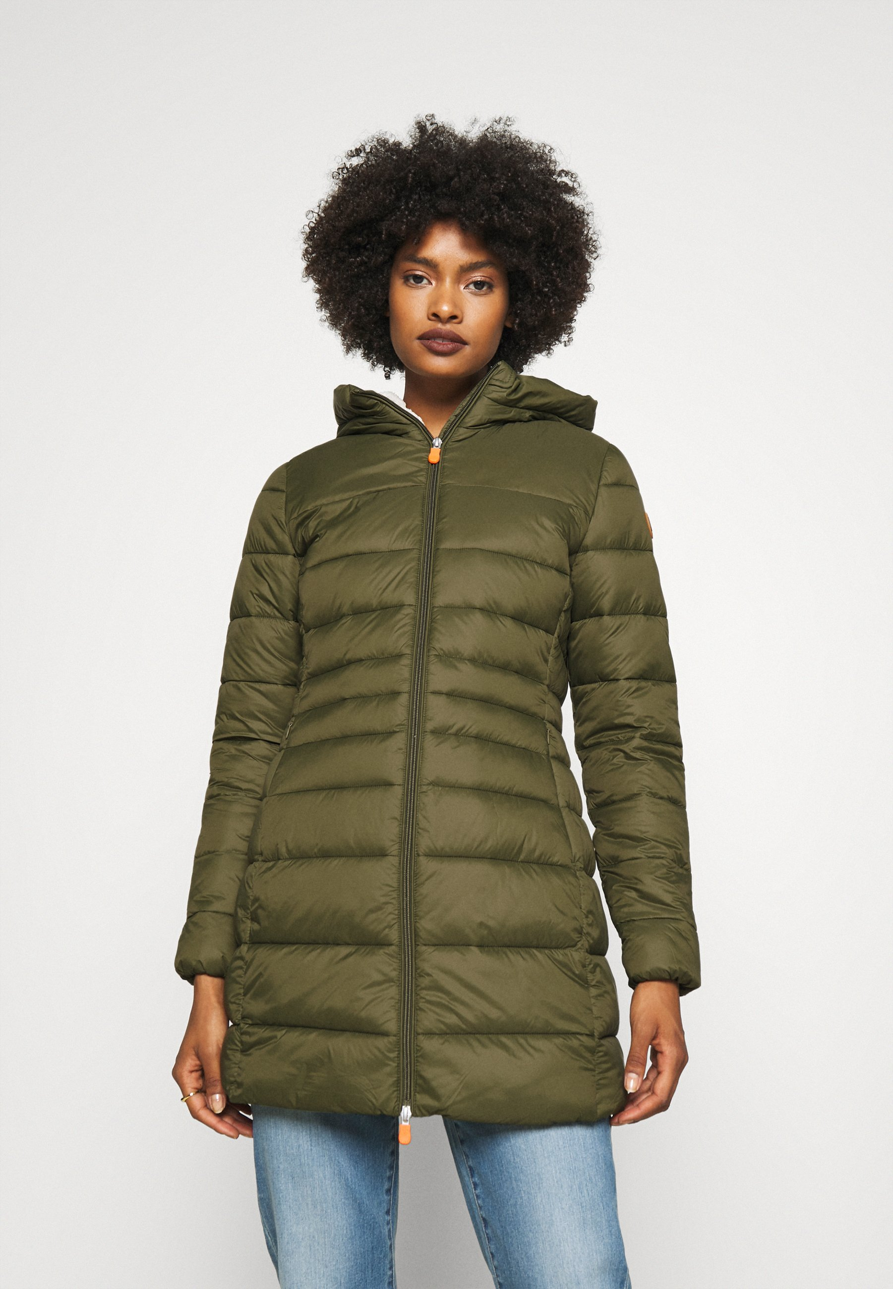 Women GIGA RAVEN - Winter coat