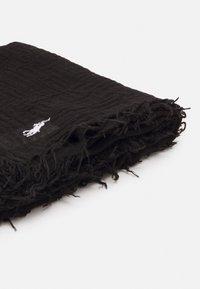 Polo Ralph Lauren - SOLID - Skjerf - black - 1