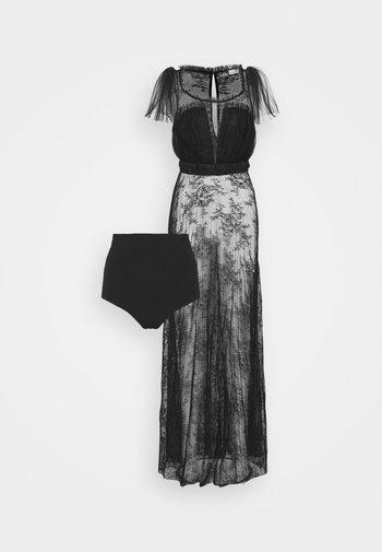 Vestido de fiesta - nero