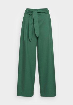 AVA PANTS STUART - Trousers - winter green