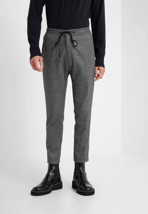 JEGER - Trousers - grey melange