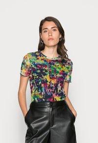 Desigual - ELOISSE - Print T-shirt - multi-coloured - 0