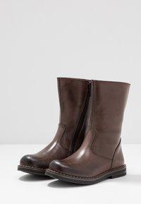 Friboo - Vysoká obuv - brown - 3