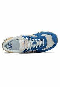 New Balance - WL574 - Zapatillas - blue/pink - 1