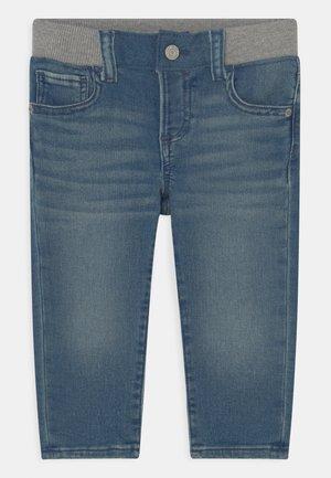 UNISEX - Slim fit jeans - light wash
