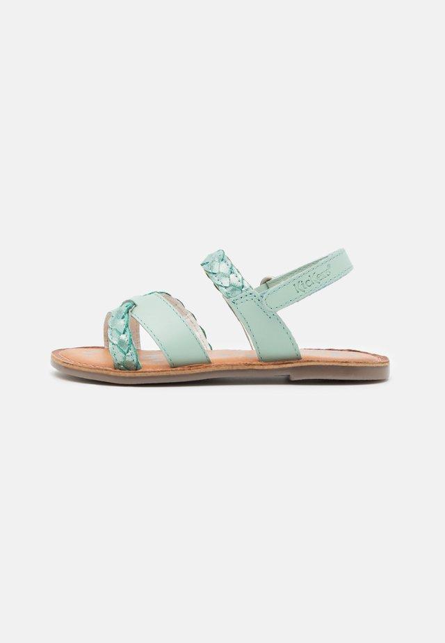 DIMDAMI - Sandalen - turquoise