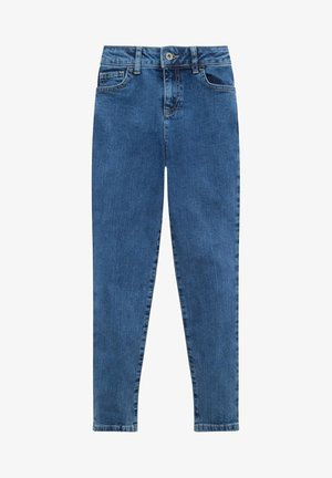 Relaxed fit jeans - blue