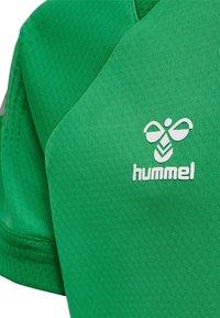 Hummel - Print T-shirt - jelly bean - 3