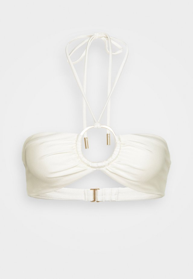 MYRA  - Bikini pezzo sopra - off white