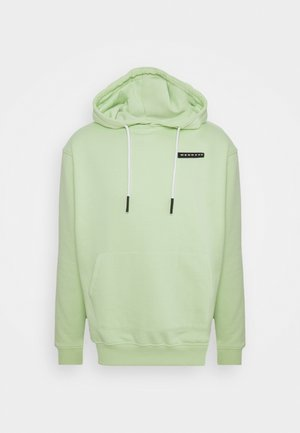 AFTERMATH RUBBER BADGE REGULAR UNISEX - Sweatshirt - neon green