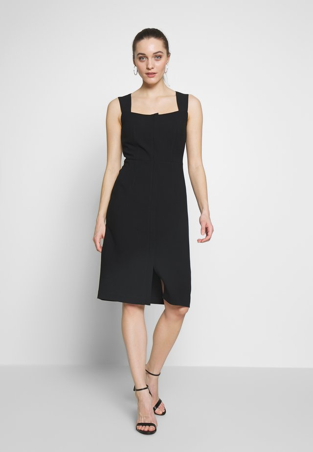 DRESS - Kotelomekko - black