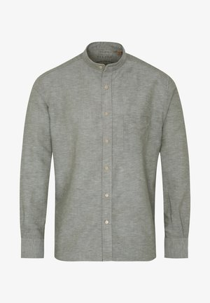 REGULAR FIT - Shirt - olivgrün