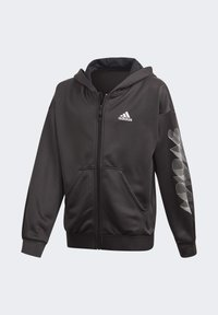 adidas Performance - UP2MV AEROREADY LOOSE HOODIE - Felpa aperta - black - 1