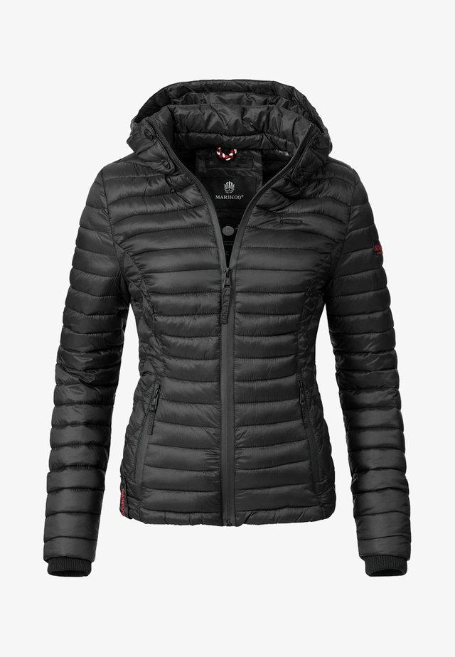 SAMTPFOTE - Winter jacket - black
