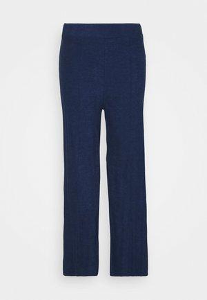 LIGHTWEIGHT JOGGER - Trousers - blue